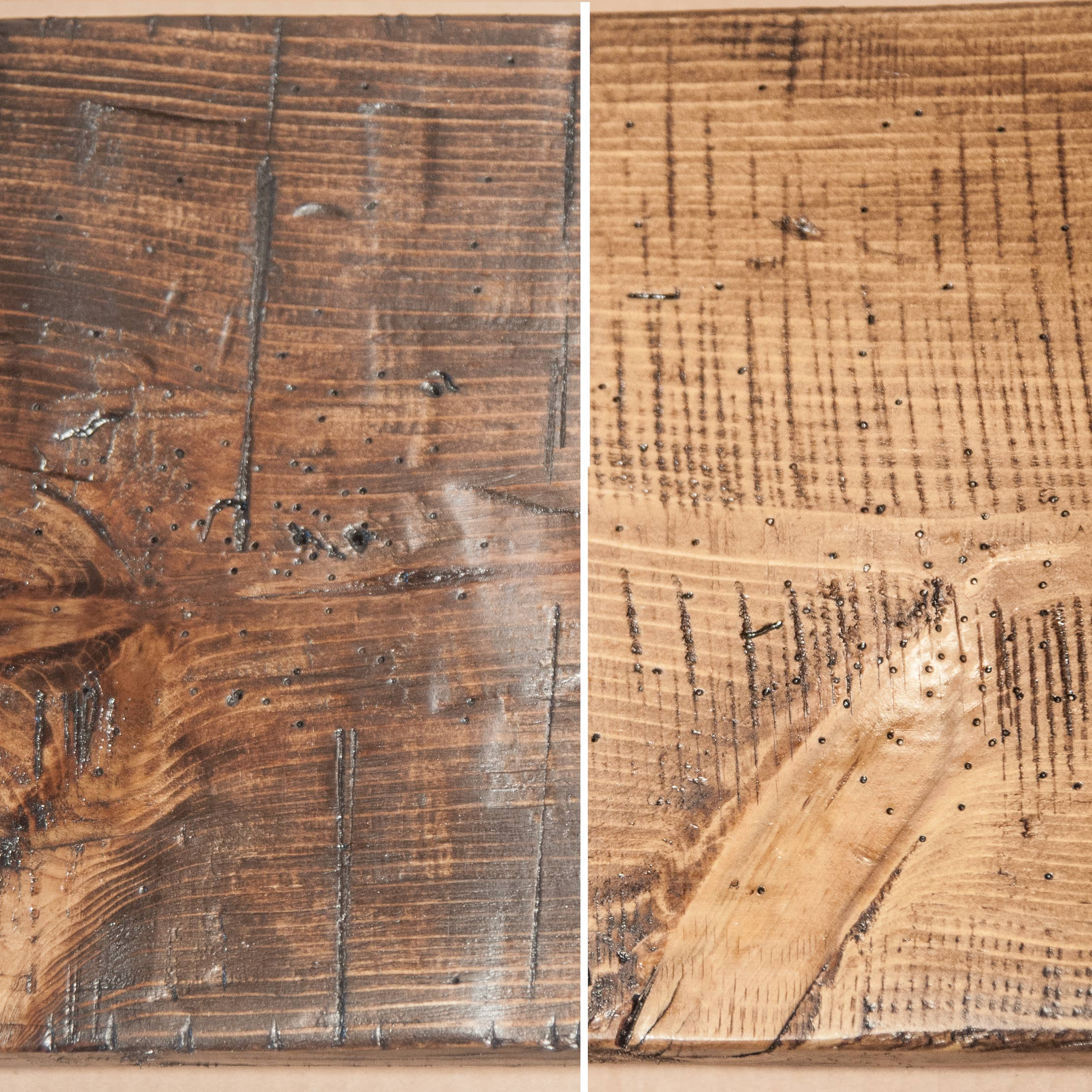 How To Make New Wood Look Old How To Make Distressed Wood