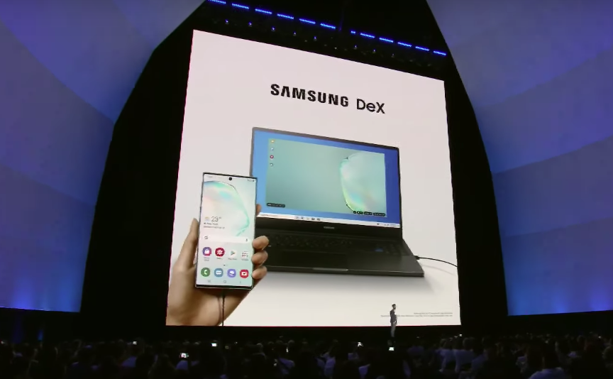 DeX on PC being announced at Samsung Unpacked August 2019